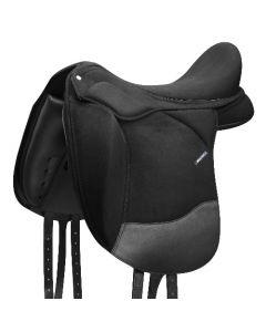 WINTEC Pro Dressur mit Contourbloc® und CAIR® schwarz