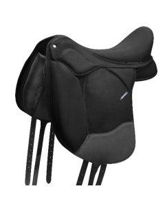 Sattel WINTEC Pro Dressur CAIR® Dressursattel schwarz