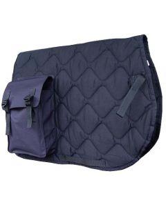 Wanderschabracke mit großen Taschen