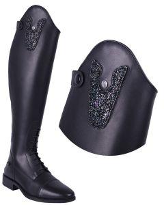 QHP Austauschbares Oberteil Glitz für Stiefel Sasha