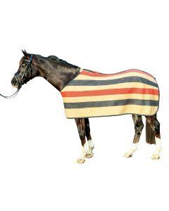 Abschwitzdecke -Wool Stripes-