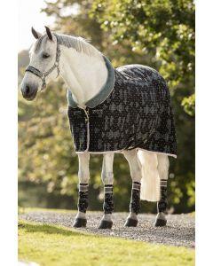 Horseware Fashion Cosy Fleeceabschwitzdecke HEXAGON
