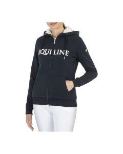 Equiline Sweater Hoodie für Damen Celastec