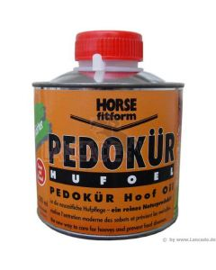 HORSE FITFORM Pedokür Huföl 500ml