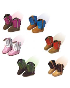 Western Boots - Poppets, Kleinkinder, Babys