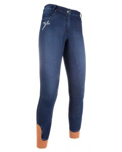 HKM Reithose HICKSTEAD Jeggings Vollbesatz