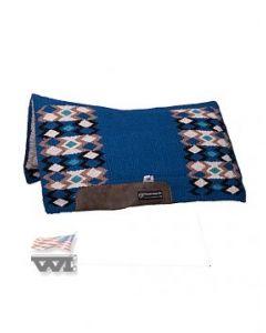 "WI Western Imports CSF Komfort Sattelpad ""Desert Stars"""