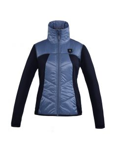 Kingsland Damenjacke FOLLY-blue flint stone