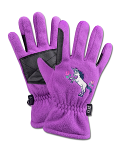 Waldhausen Kinderhandschuh Lucky Unicorn Winter