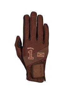 Roeckl Handschuh Nr.1 Fahrer mokka
