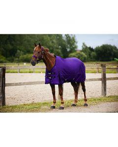 "EQUI-THÈME ""Tyrex"" 100 g Standard Weidedecke violett"