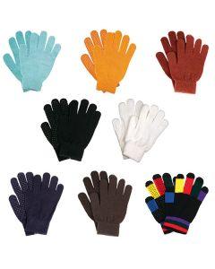 Magic Grippy Reithandschuh Trend -verschiedene Farben-