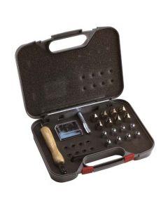 Stollen-Koffer mit Wolfram