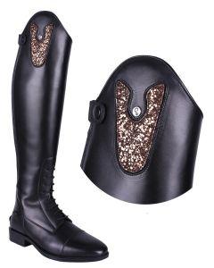 QHP Austauschbares Oberteil Sparkle für Stiefel Sasha