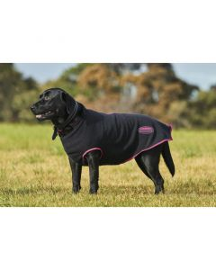 WEATHERBEETA Fleece-Hundemantel Zip