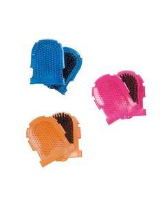 Putz- und Waschandschuh -verschiedene Farben-