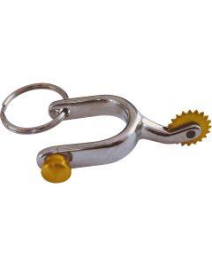 Schlüsselanhänger Radsporen