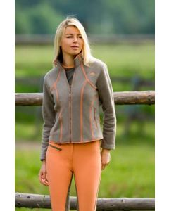 EQUI-THEME Jacke DOLCE zweig/orange