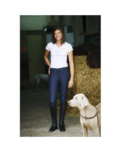 "EQUI-THÈME ""Cristal"" Jeans, Damen marine"