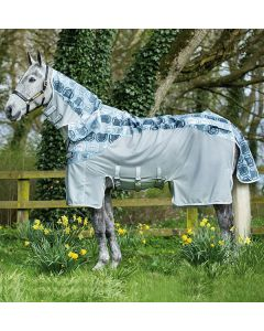 Horseware Amigo® Three-In-One Vamoose Fliegendecke mit Regenschutz