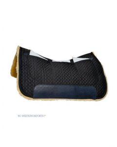WI Western Import Correction Pad mit Schaffell