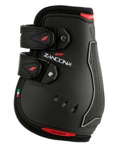 ZANDONA Carbon Air Active-fit Velcro Streichkappen