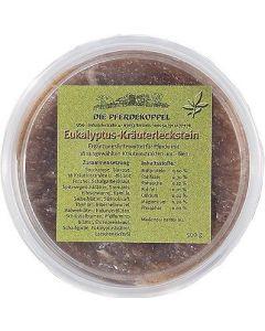 Eukalyptus-Kräuterleckstein-500gr
