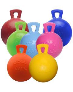 JOLLY Ball, Pferdespielball grün mit Apfelduft