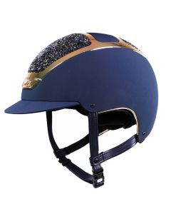 KASK DOGMA CHROME LIGHT AMETHYST Midnight Swarovski