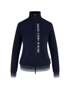 Imperial Riding Sweatjacke Trainingsjacke für Damen und Kinder ON FIRE