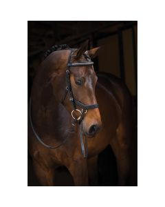 RAMBO® MICKLEM® Diamante Competition Bridle, Horseware
