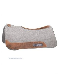 WI Westernimport Superior Mohair Felt Pad Standard