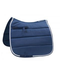 BUSSE, Schabracke/ Pad SOLID-navy