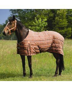 Winterdecke Stalldecke Pferdedecke 400g 1200 Den orange