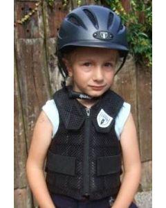 Tipperary Sicherheitsweste RideRite Netzbezug -Kinder-