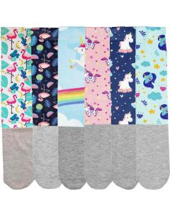 USG Soft Sockies HAPPY PRINT