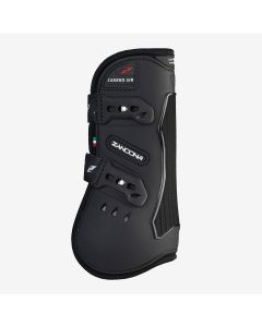 ZANDONA Carbon Air Gamaschen BLACK EDITION